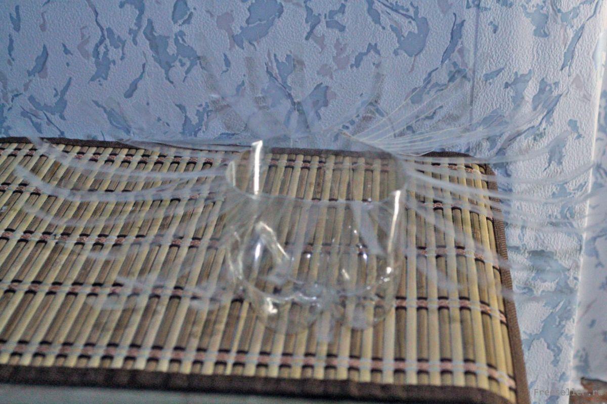 Изготовление пластиковой сетки своими руками фото 787