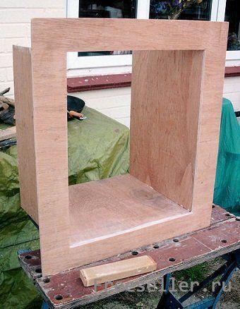 Декорируем столик своими руками фото 763