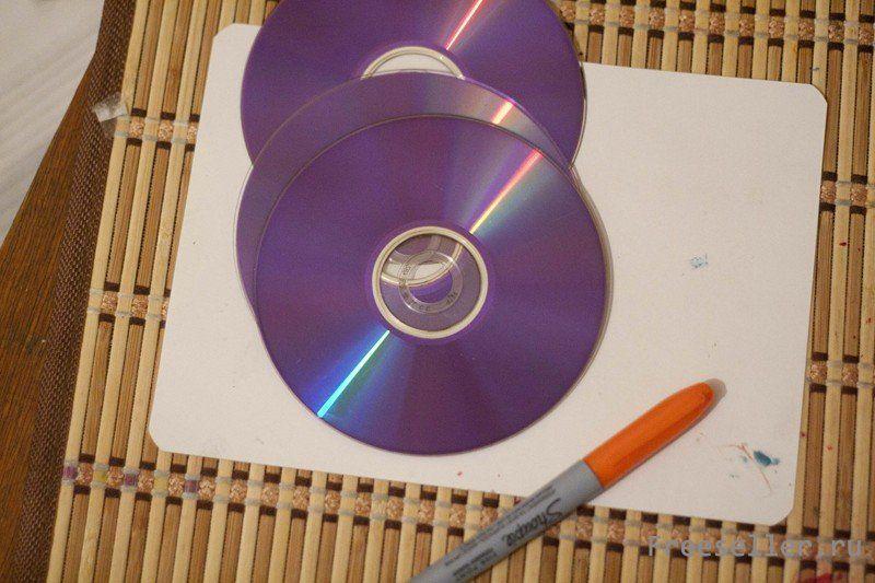 оценка дизайна фоторамка из компакт дисков своими руками сорвал лавры успеха