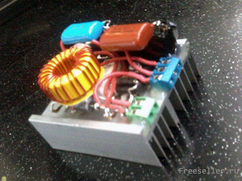 Как сделать компьютерный блок на 12 вольт