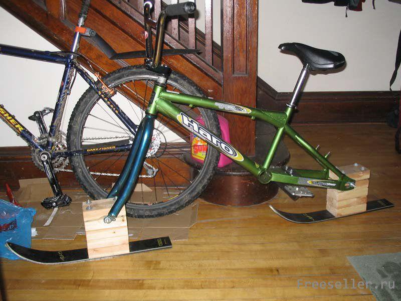 Как затюнить велосипед своими руками 17