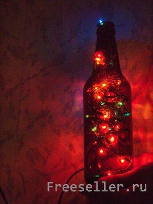 Светящаяся светильник своими руками фото 267