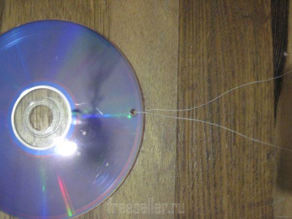 Смешарики из дисков своими руками
