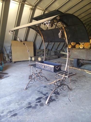 Деревянную мебель элементами ковки своими руками фото 943