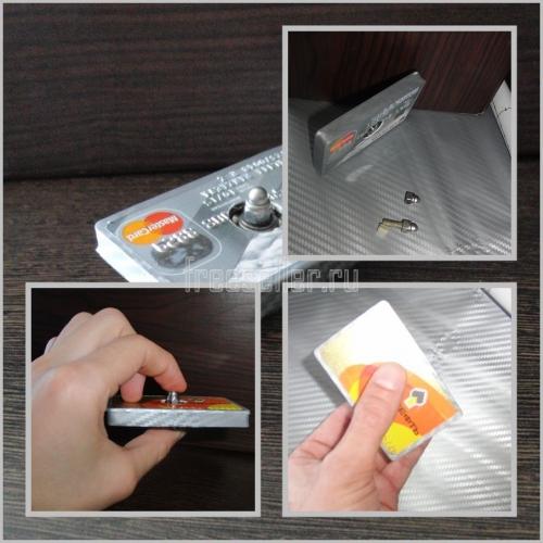 генератор кредитных карт с именем