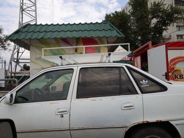 Багажник на крышу автомобиля ваз своими руками фото 102