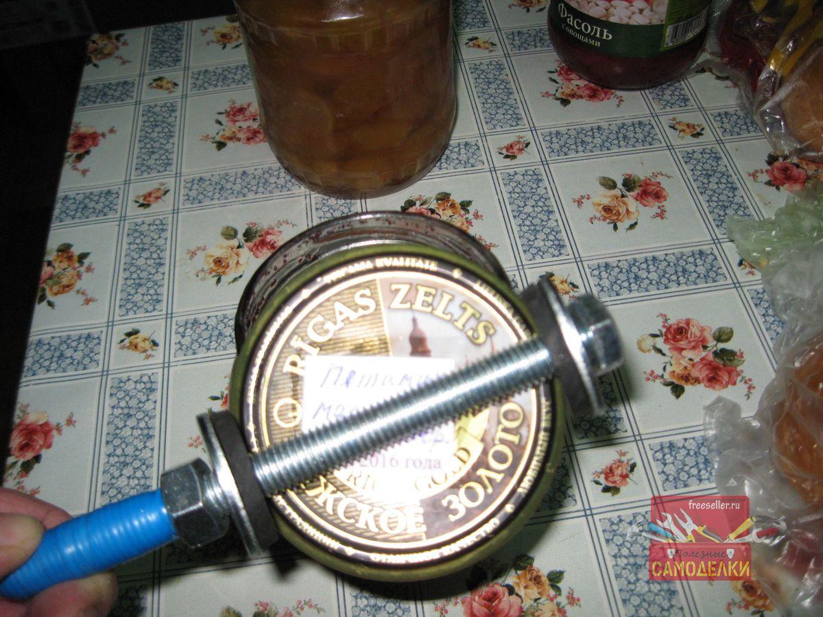 Винтовые крышки для консервирования: как использовать