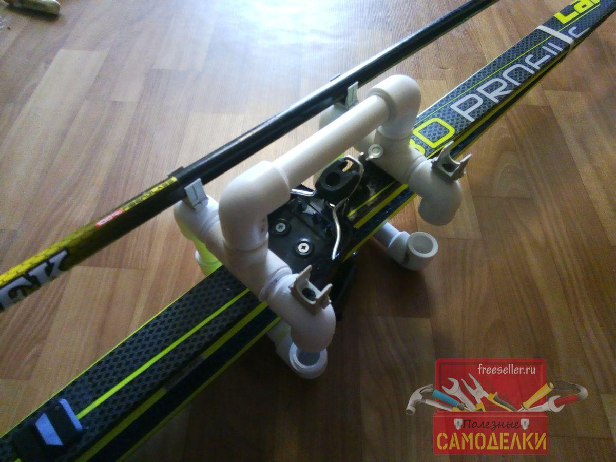 Палки для охотничьих лыж своими руками