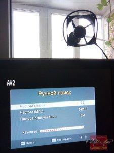 Антенна для цифрового телевидения своими руками квадрат