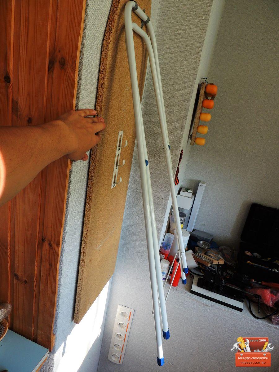 Деревянная гладильная доска своими руками фото 319