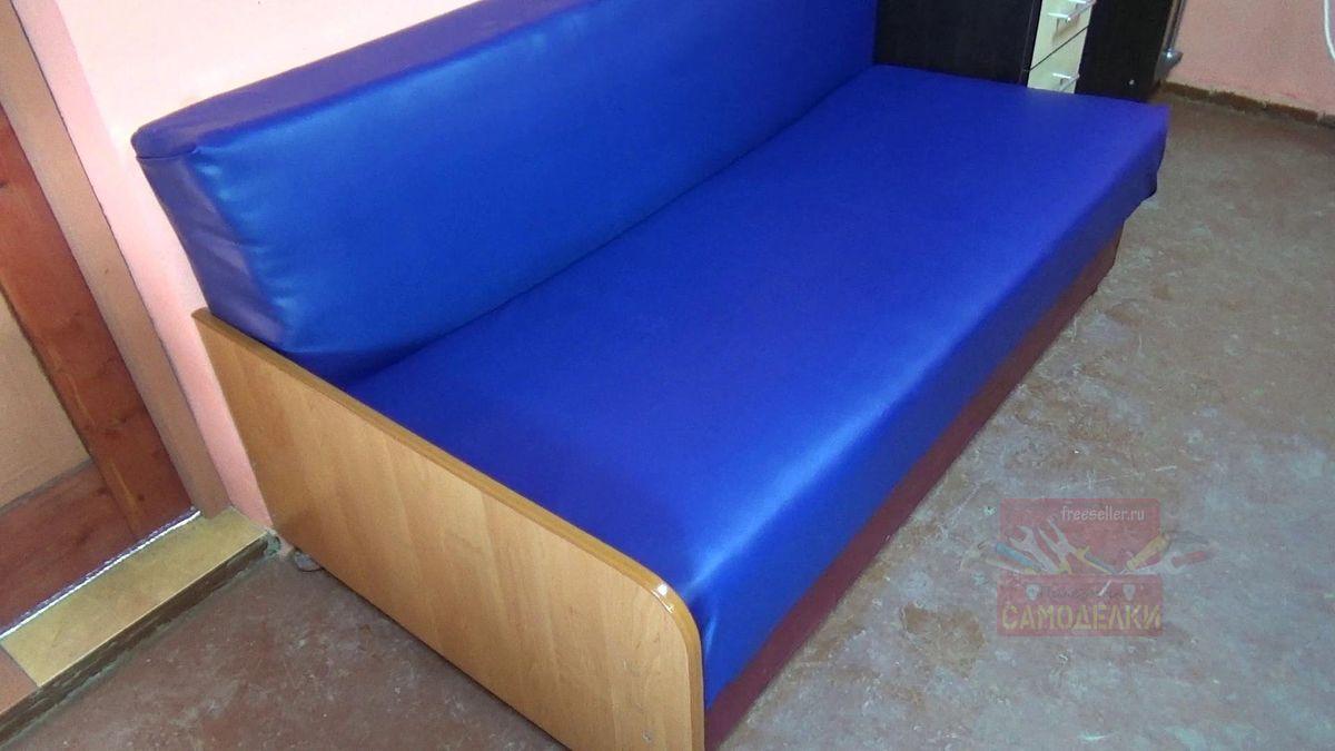 Реставрация старого дивана своими руками фото 980