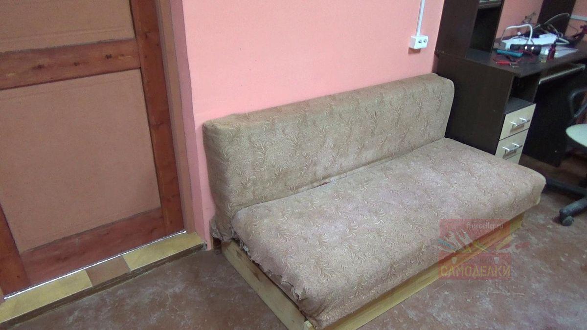 Реставрация старого дивана своими руками фото 89