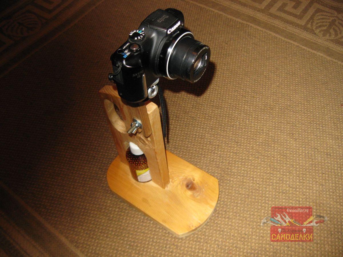 наши самоделки для фотосъемки столь небольшой