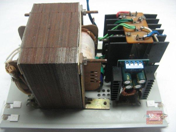 Изготовление лабораторного блока питания