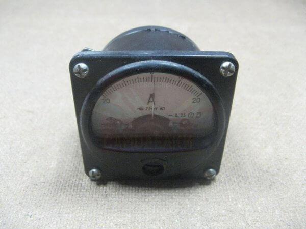 Амперметр на 20 ампер