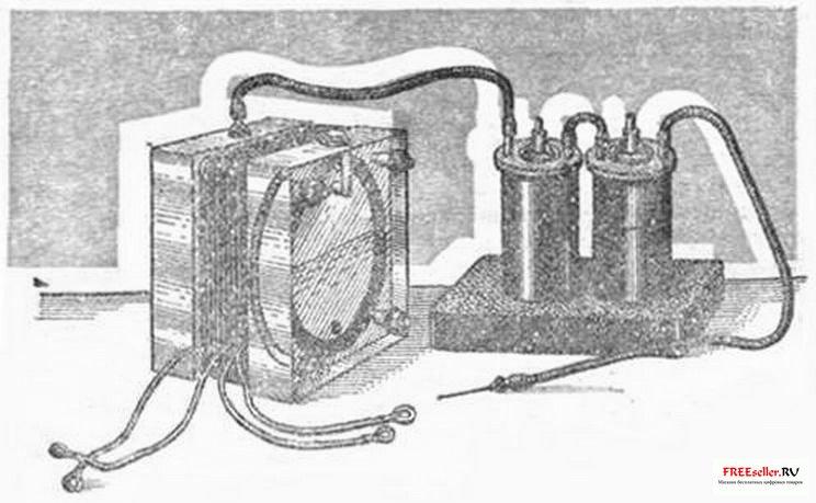 Портативная электролизная