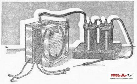Портативная электролизная установка своими руками