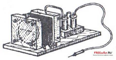 Портативная электролизная установка
