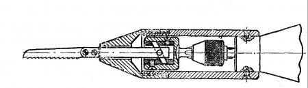 Самодельная электропила из дрели