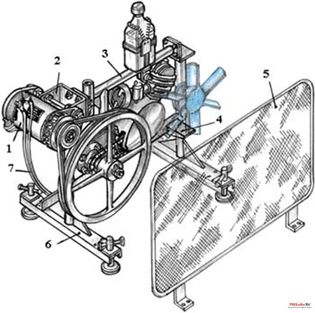 Как сделать своими руками бензиновый генератор