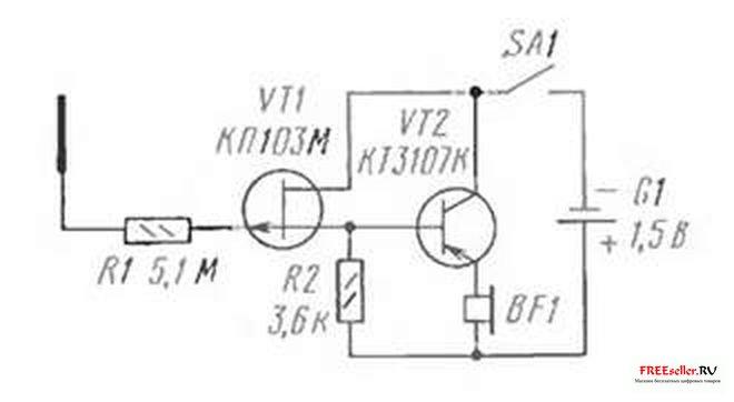 Все известные схемы искателей скрытой проводки можно условно разделить.  18 видеозаписей.