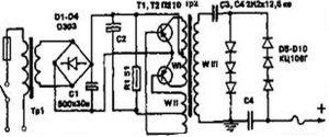 Высоковольтный конденсатор своими руками расчет