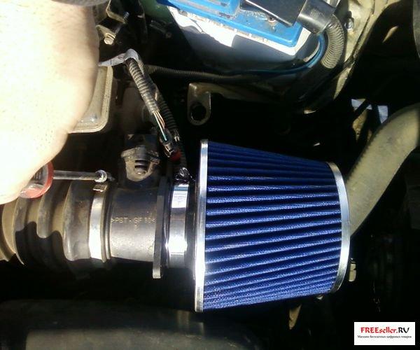 Как поставить светодиодные лампы в фары форд фокус 2