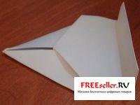 Как сделать гоночку из бумаги