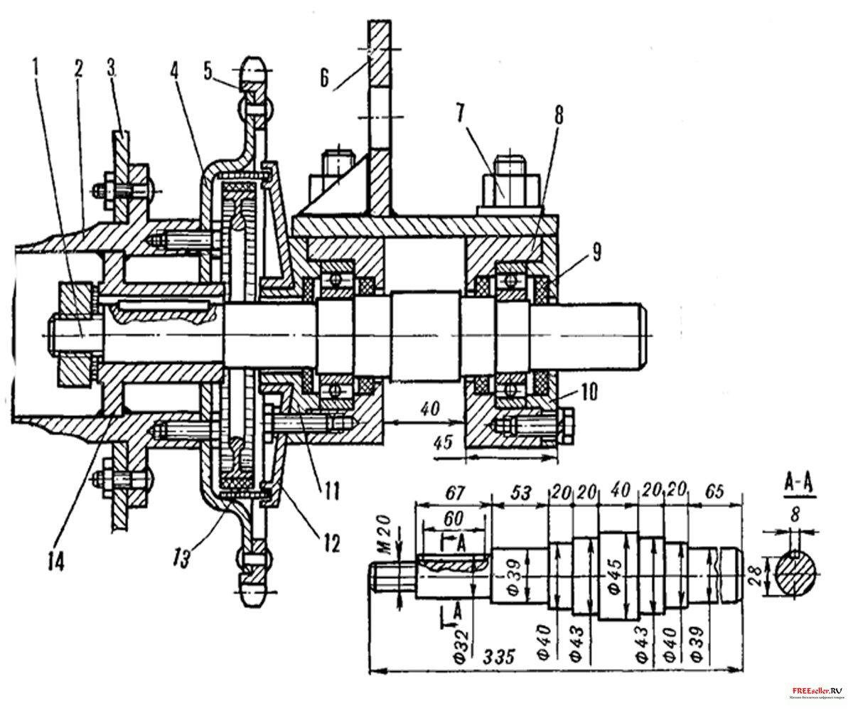 Двигатель мотоблока ремонт своими руками