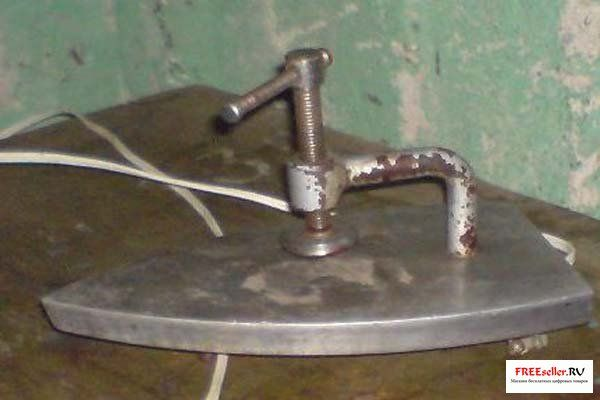 Термопресс из утюга своими руками 89