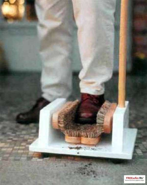 очиститель для обуви своими руками