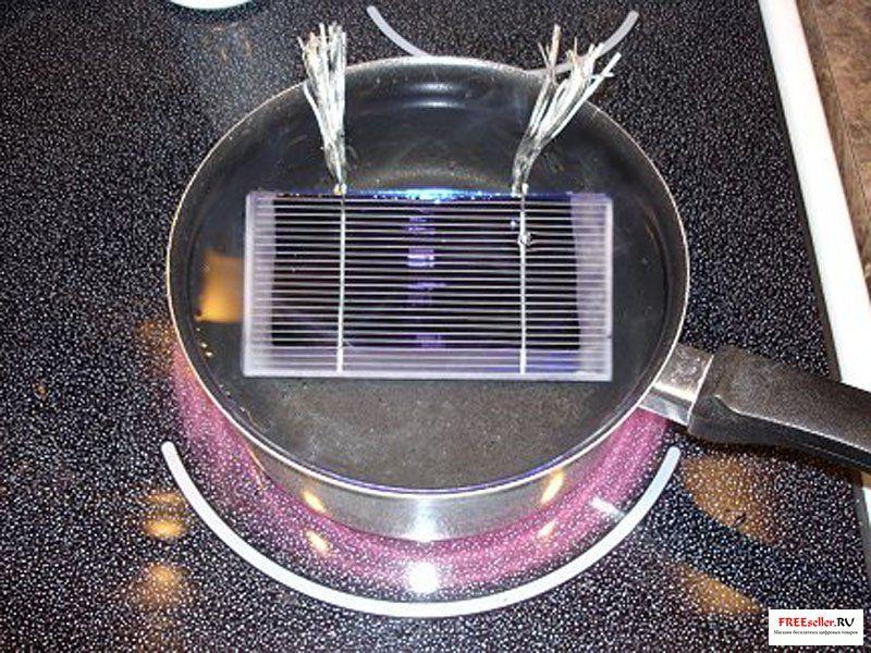 Собираем солнечные батареи своими руками