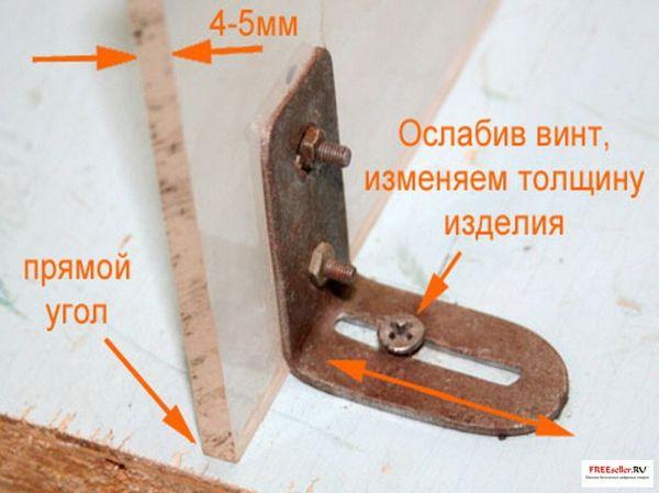 Как сделать резак для пенопласта в домашних условиях
