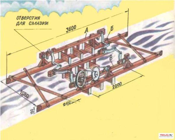 Мини ГЭС без плотины своими руками