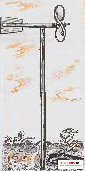 Вертушки против кротов своими руками фото
