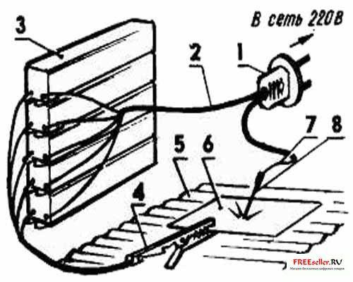 Мини сварочный аппарат для точечной сварки