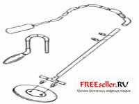 Конструкция электронного металлоискателя