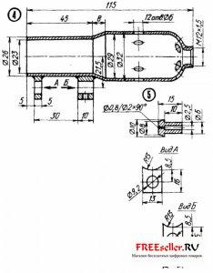 Схема турбо зажигалки
