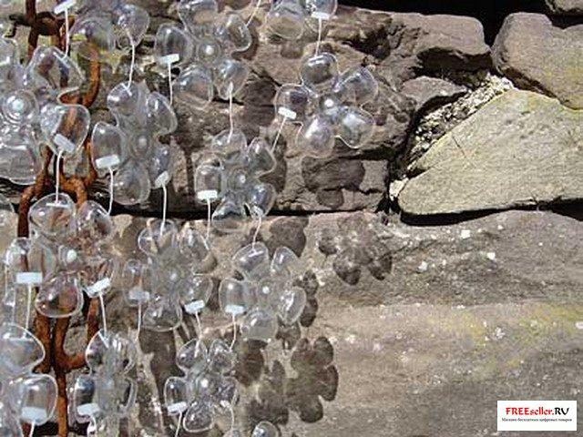 Фото рулонные шторПоделки для сада из подручных