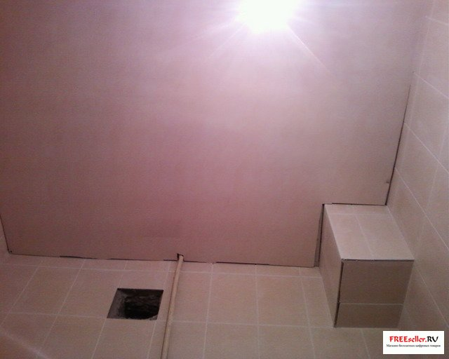 Как сделать потолок из гипсокартона фигурный видео инструкция - 16e