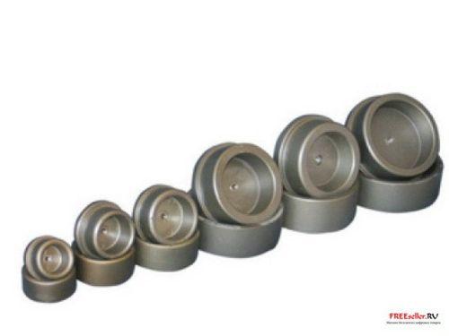 Насадки для сварки полипропиленовых труб диаметром 20, 40, 32, 40, 50, 63