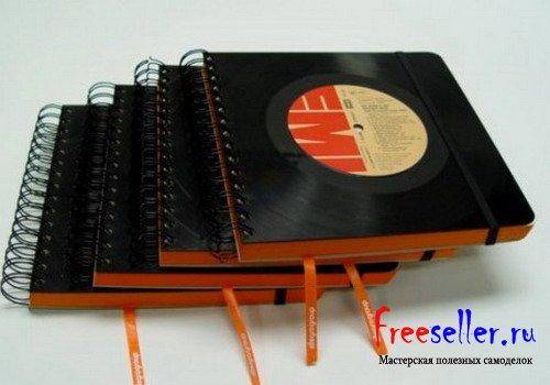 Поделки из виниловой пластинки своими руками