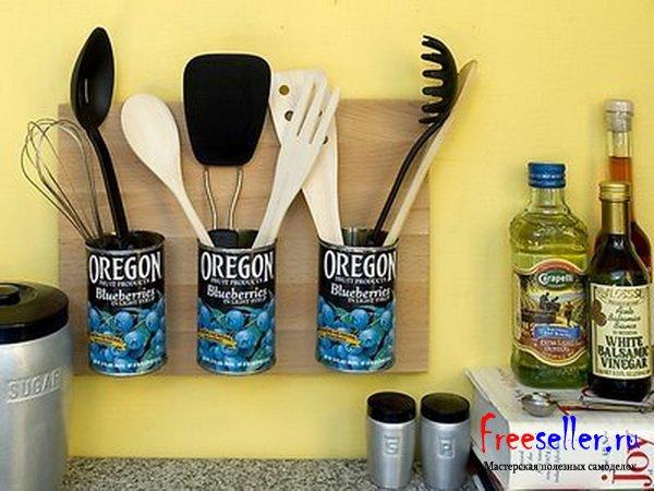 Идеи поделок для кухни своими руками
