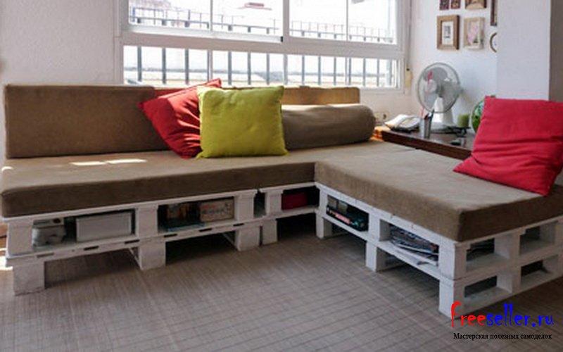 Как сделать угловой диван своими руками 107