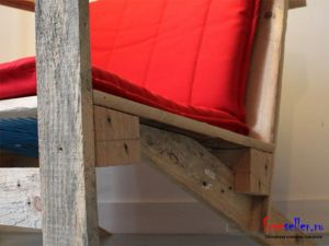 Мебель из поддонов своими руками
