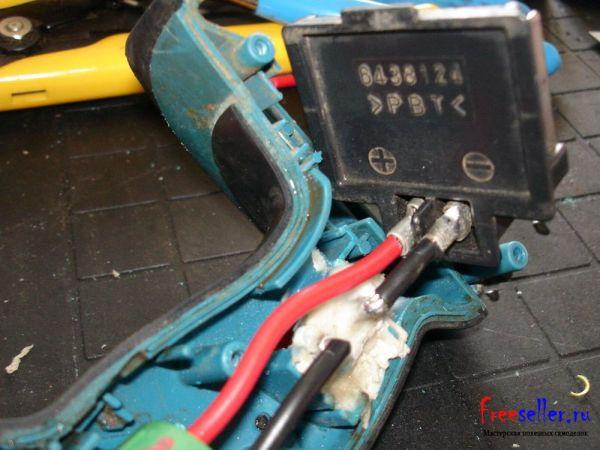 Самодельное USB зарядное устройство из шуруповерта