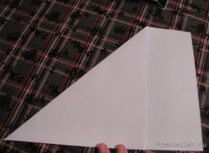 Как сделать объемную елочку из бумаги своими