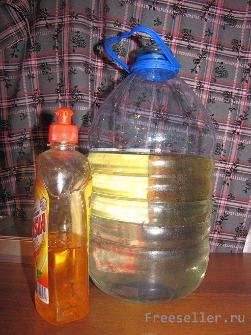 Как сделать омывайку из водки - OldKurgan.Ru