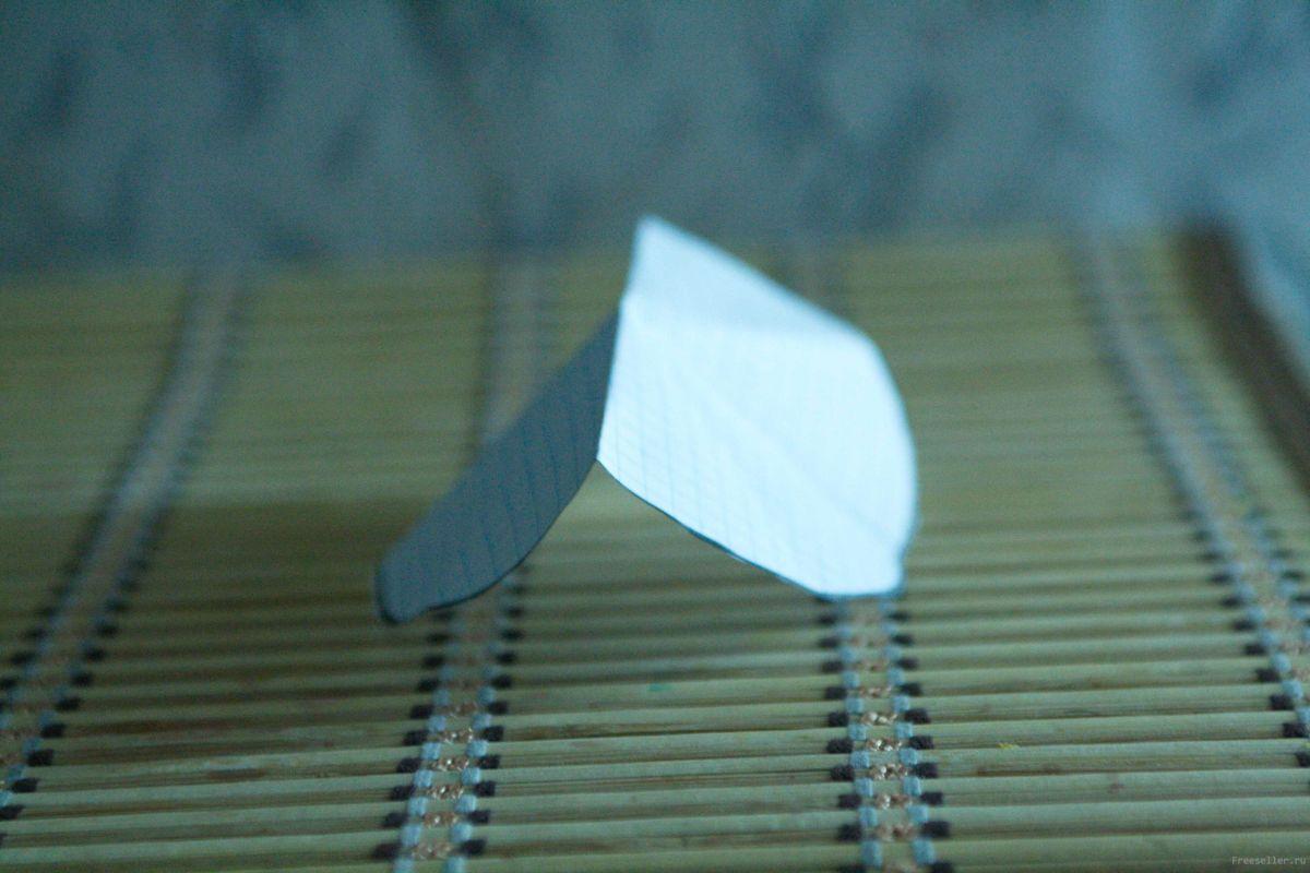 Избушка из бумаги своими руками