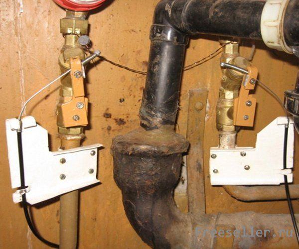 Система защиты от протечек воды своими руками